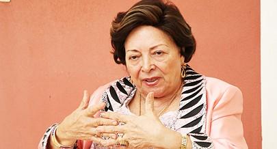 Maria Eugénia Neto pôs pedras nos alicerces de Angola