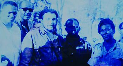 Homens que fizeram a História Mundial e de África recordados por um velho companheiro de luta que continua a ter como sonho a estabilidade política e social do continente
