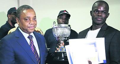 O recém-eleito garantiu que vai dar todo apoio à modalidade nos países  africanos