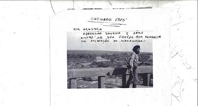 O general Farrusco comandava as tropas da Segunda Brigada na Cahama que enfrentaram os primeiros ataques das forças invasoras