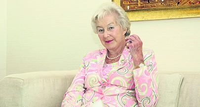 Margareth Anstee destacou papel de Angola na resolução de conflito em Àfrica