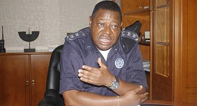 O comandante Lisboa Mário destaca que a redução da sinistralidade rodoviária é fruto de acções preventivas realizadas pela Polícia