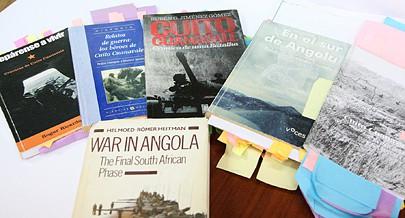 Muitas obras sobre as batalhas do Cuito Cuanavale foram até hoje produzidas e estão ao alcance de investigadores e historiadores