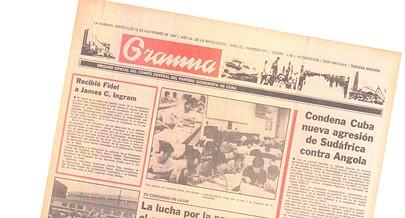 Jornal de Cuba Gramma