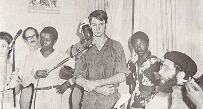 Na Batalha do Ebo os combatentes angolanos lutaram bota contra bota e vários soldados sul-africanos foram feitos prisioneiros