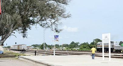 Regresso do comboio tem grande valor para a economia regional porque permite reatar as exportações do cobre do Katanga (RDC)