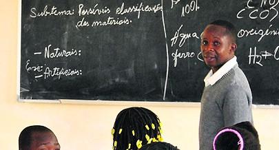 Quadros da Educação em acção formativa