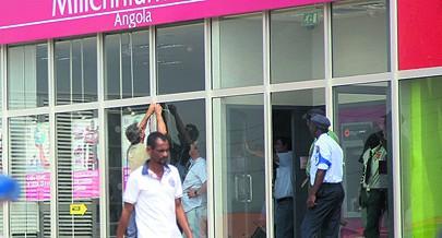 Comando Provincial de Luanda tem estado atento aos roubos e furtos praticados nos bancos