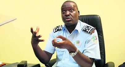 Superintendente chefe Mateus André afirmou que as empresas privadas de segurança têm uma função subsidiária da actividade policial