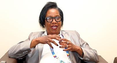 Albina Assis lembrou que o principal objectivo é mostrar uma Angola nova capaz de atrair investimentos para a diversificação da economia do país