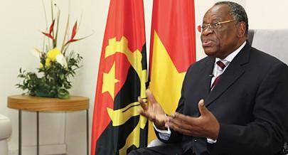 O vice-presidente do partido da maioria em conversa com uma jornalista agência noticiosa angolana sobre as batalhas do passado e os próximos desafios eleitorais