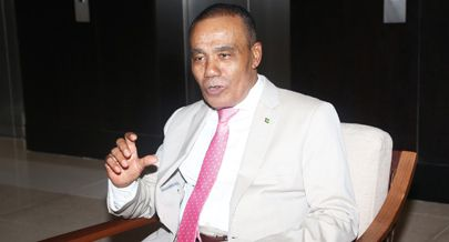 Ministro Arlindo Ramos: ''É preciso que os africanos pensem nos seus países e trabalhem para o continente ser melhor''