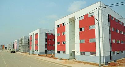 Executivo trabalha para melhoria das condições habitacionais das populações