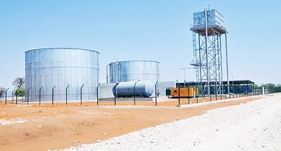 Mais famílias da periferia de Menongue beneficiam de água potável com a entrada em funcionamento do novo sistema de abastecimento