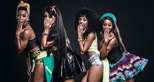 Novo videoclipe das Afrikanas