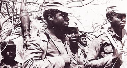 Bravura das Forças Armadas Populares de Libertação de Angola mudou o rumo da região