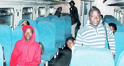 Número de passageiros e mercadorias nos comboios teve um aumento significativo este ano
