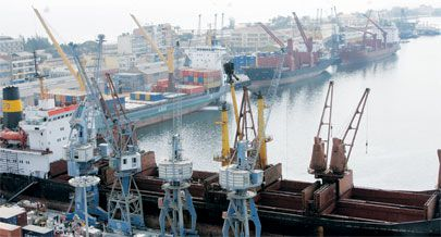 Porto do Lobito contribui para Benguela ser um dos principais eixos da  circulação no país e centro do crescimento económico e social da província