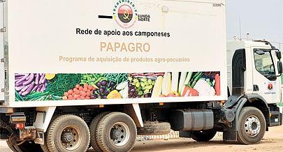 Programas como o PAPAGRO contribuem para que os produtos do campo cheguem a cidade