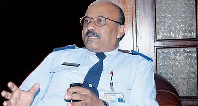 General Hanga afirmou que a Força Aérea Nacional está prepararada para responder a todos os desafios e ameaças à integridade territorial e participar na preservação da paz