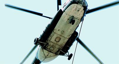 Efectivos da Força Aérea têm a responsabilidade de ajudar os outros ramos da Defesa Nacional como a Marinha e o Exército