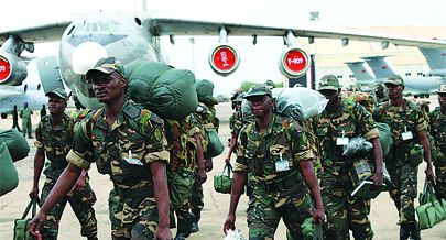 As condições de vida e de trabalho dos cadetes são melhoradas e superadas todos os dias