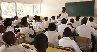 Aulas asseguradas pelos professores