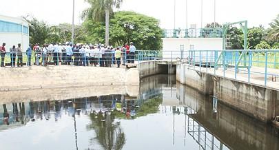 Técnicos concluíram que os problemas da água e do saneamento básico deve constituir elemento fundamental para a prevenção das doenças