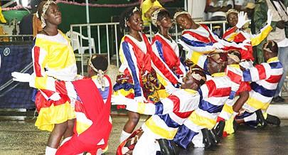 União Nzinga Mbandi levou para casa o prémio de Melhor grupo carnavalesco nas categorias infantil e de adulto