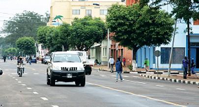 Visitantes podem conferir nas ruas da cidade todo o trabalho feito em prol do desenvolvimento