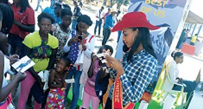 Miss Angola 2015 Witney Chikongo