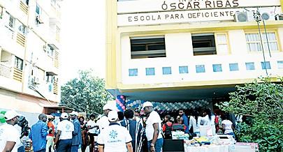 Actividade enquadrou-se nas celebrações do Dia da Criança Africana