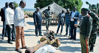 Guerra do apartheid deixou marcas profundas de destruição na vila do Cuito Cuanavale