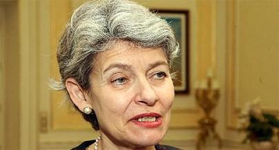 Irina Bokova antiga directora da UNESCO