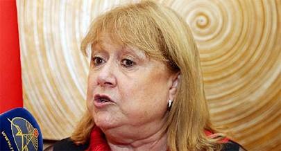 Suzana Malcorra  funcionária da ONU