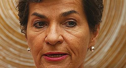 Christiana Figures é quadro da ONU