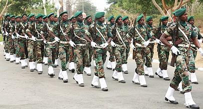 """General António dos Santos Neto """"Patónio"""" diz que a lei em vigor sobre os crimes praticados por militares está ultrapassada e já não serve os interesses das Forças Armadas Angolanas"""