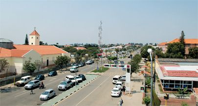 Província do Bié onde se espera que o turismo contribua para a arrecadação de receitas e participe na diversificação da economia do país