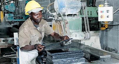 Rochas ornamentais exportadas para vários países da Europa e da Ásia já geram receitas em divisas para alavancar o desenvolvimento da  indústria mineira