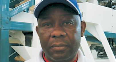 Cesar Daniel sócio-gerente da fábrica