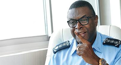 Segundo comandante-geral Paulo deAlmeida defende mais investimentos na Polícia para o combate à criminalidade