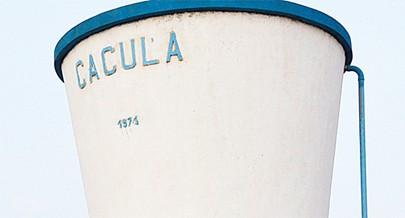 Melhorado o abastecimento de água potável