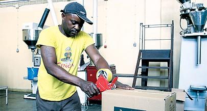 A marca Ginga contribui activamente para o desenvolvimento da indústria angolana