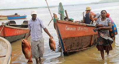A falta de materiais entre eles barcos e linhas bem como anzóis e  caixas térmicas para conservação contribui para o fraco aumento da actividade pesqueira na província do Cuando Cubango