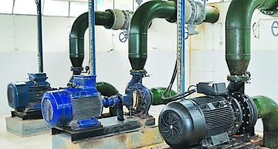 Grandes investimentos em recursos locais ajudam na recuperação de furos de água