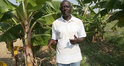 Bernardo Paulino um dos formandos do curso sobre agricultura natural enalteceu o projecto pois o modelo ajuda a evitar o recurso a fertilizantes químicos e a pesticidas