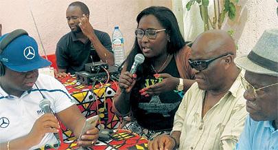 Administradora do distrito do Sambizanga participou no programa radiofónico