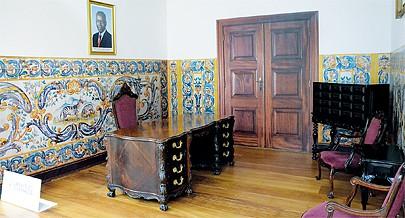 Peças usadas no apetrechamento do Museu da Moeda foram produzidas no país numa mostra clara de qualidade do produto nacional