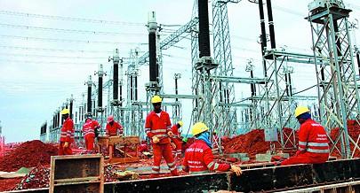 A Rede Nacional de Transporte de Energia Eléctrica aplicou avultados investimentos públicos para a interligação de todas as capitais provinciais
