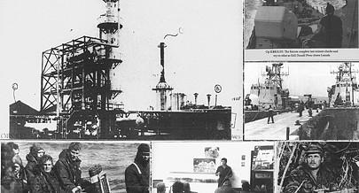 """Refinaria da Petrangol foi alvo de sabotagem na denominada """"Operação Candle Light"""""""